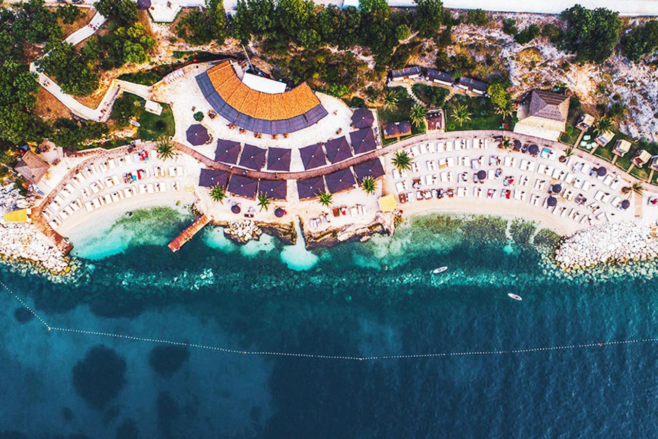 The Coral Beach Club