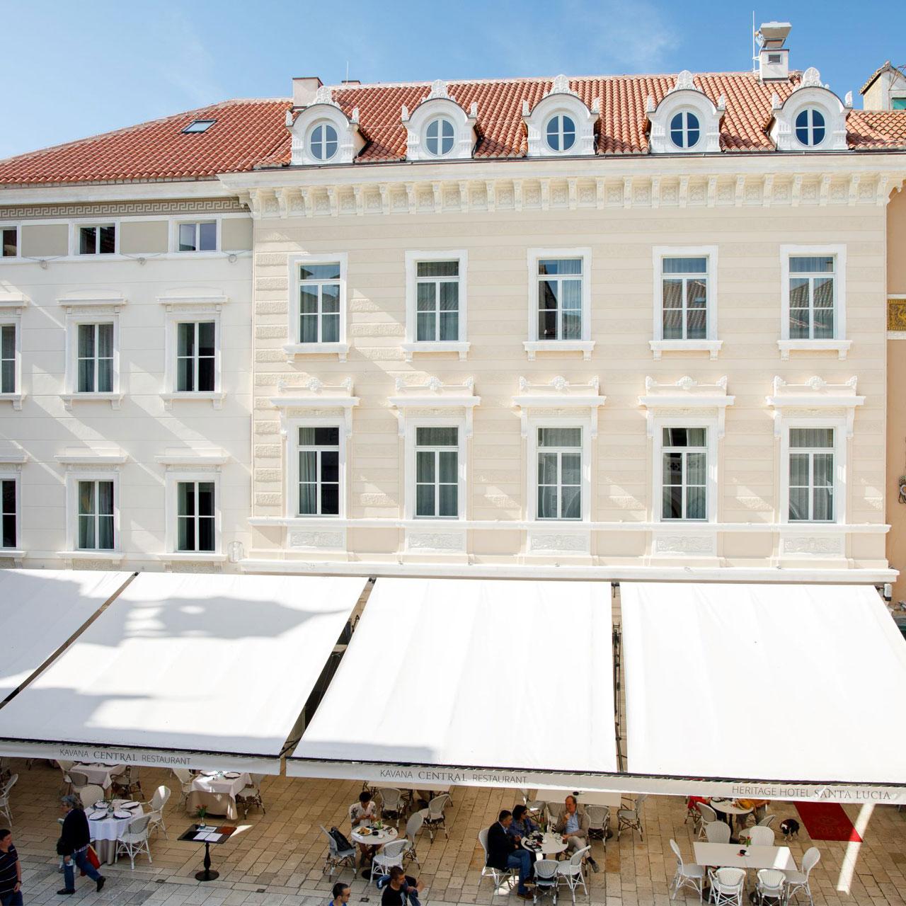 Heritage Hotel Santa Lucia Split